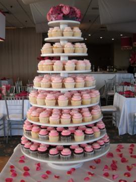 wedding cup cake stands flickr photo 8965