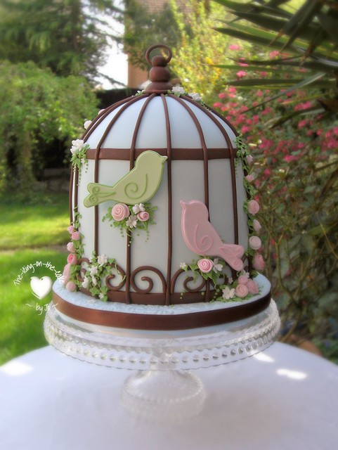 bird cage wedding cake birdcage cake a gallery on flickr 11776