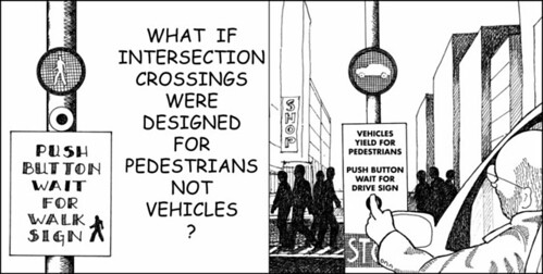 intersection that puts people first (by and courtesy of Dhiru Thadani)