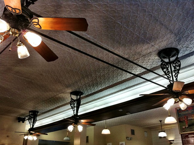 Belt-Drive Ceiling Fans | Explore super-structure's photos o ...