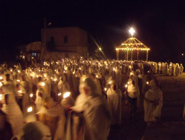 "Axum, Ethiopia, religious, ceremony, ""Ark of the Covenant"""