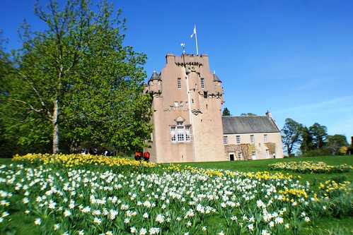 Crathes Castle, Scotland