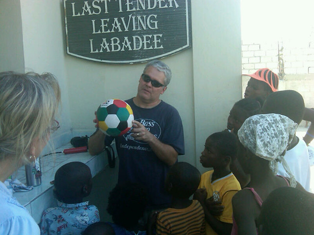 Haiti: Source De La Grace East - Jumecourt
