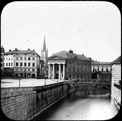 La Monnaie, Stockholm