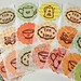 Tea Stickers