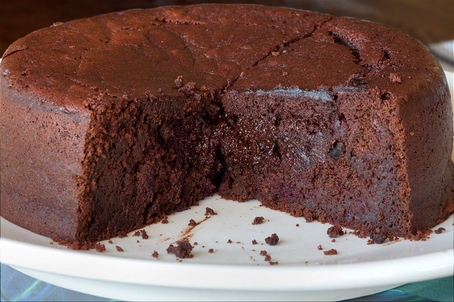Beetroot And Chocolate Cake Nigel Slater