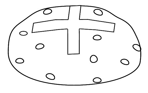 Image Result For Coloring Pages Cross