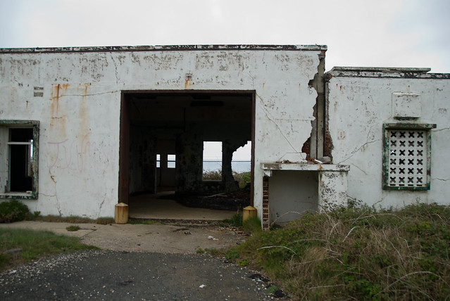Abandoned Military Bases in USA http://www.flickr.com/photos/remus_gm/5648811265/
