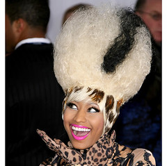 nicki minaj Hair Fashion 2