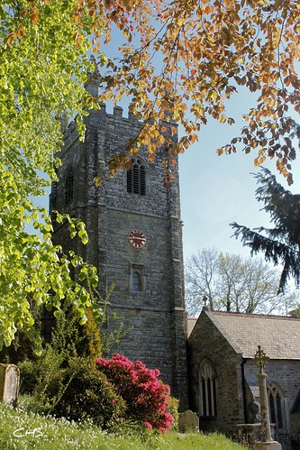 Kenwyn Church, Truro by Stocker Images