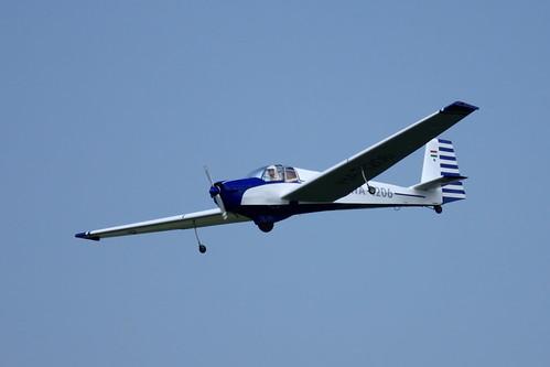 HA-1206 ultralight aircraft