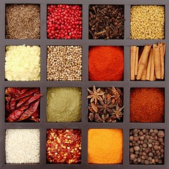 Spices - The Variety of Life