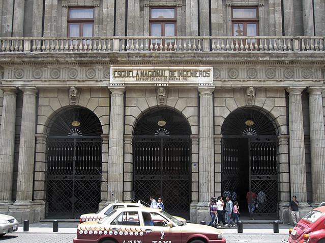 Escuela nacional de ingenieros mexico d f a photo on for Escuela de ingenieros