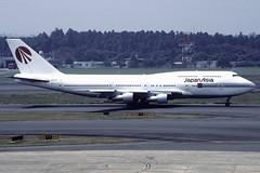 JAPAN ASIA AIRWAYS Boeing 747-346 (JA8189/24156/716)