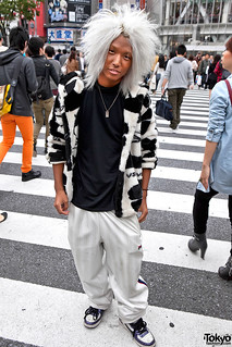 AlbaRosa Street Fashion in Shibuya