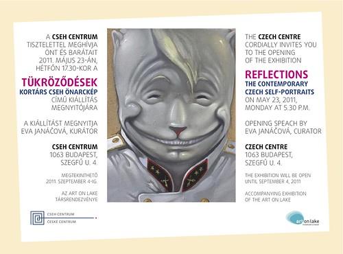 Tükröződések - kortárs cseh önarckép