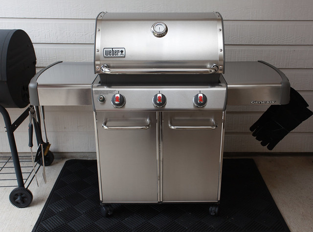 Find used Weber Genesis for sale on eBay, Craigslist, Amazon and others. Compare 30 million ads · Find Weber Genesis faster! 3 year old outdoor BBQ moveable grill. weber genesis main control knob. this three burner bbq grill with it's spacious cooking area will allow you to sear steaks on the one side while grilling an appetizer on the 4/4(36).