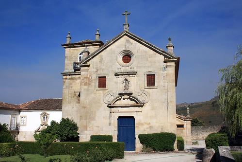 Igreja da Quinta de São Pedro das Águias
