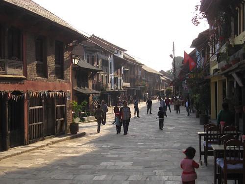 Evening, Bandipur, Nepal
