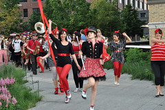 Second Line on the High Line