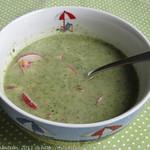 Radieschen-Cremesuppe