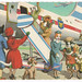 Mainzer's Cats - on the tarmac ready to take off by Emma Paperclip