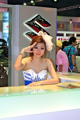 32nd Bangkok International Motor Show 2011