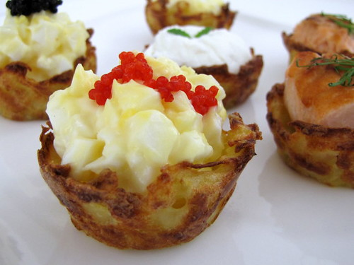 Potato Cups