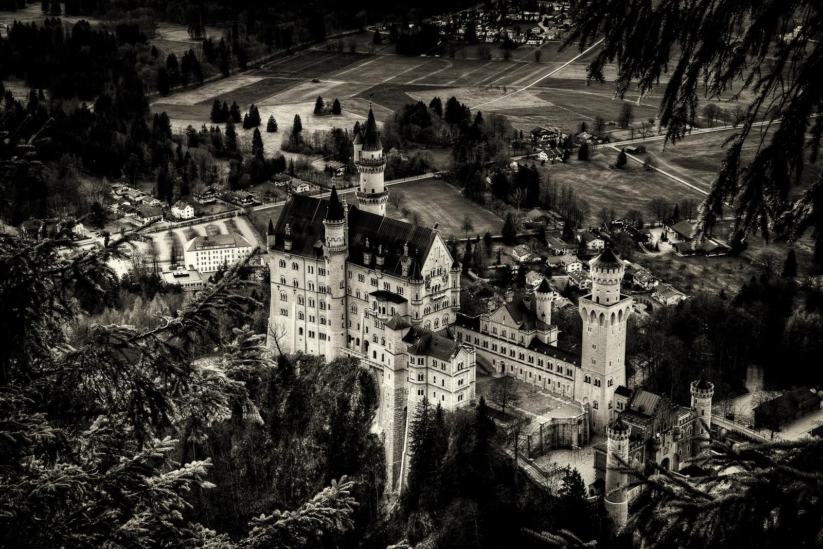Schloss Neuschwanstein, Gemany