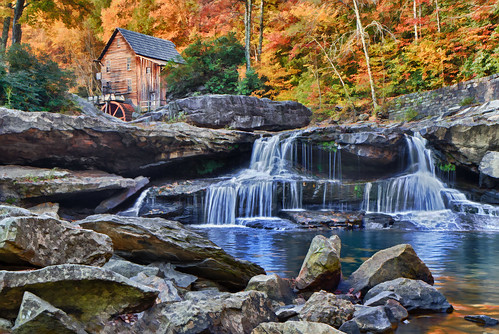 Grist Mill and Falls