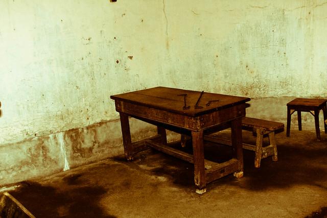 Belgique fort de breendonck salle de torture europe eu flickr phot - Salle des ventes belgique ...