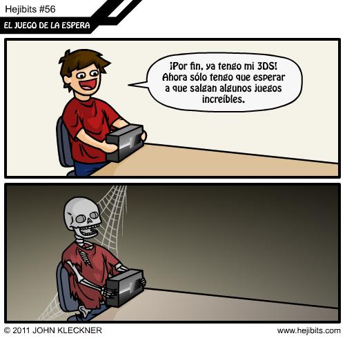 Viñeta 3DS