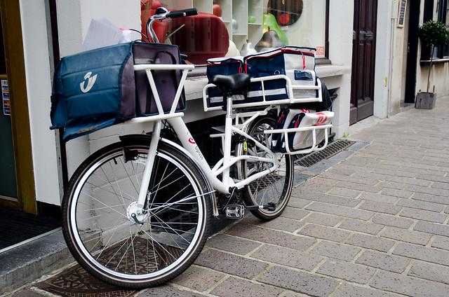 bpost cargo bike