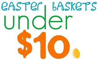 easter baskets under $10