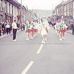 Pontycymmer Carnivals 1970s