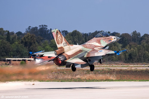 F-16C Barak, Israel Air Force