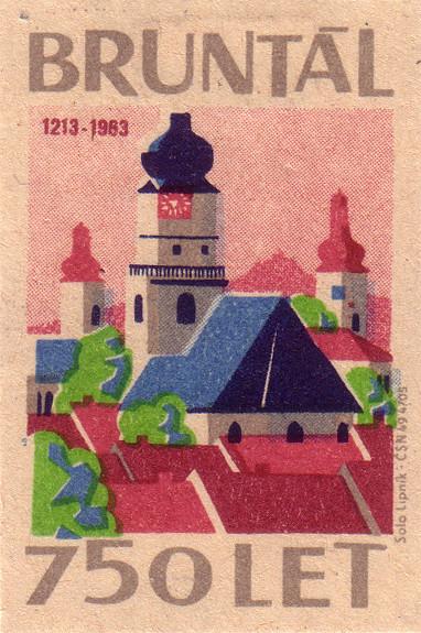 Bruntál - 750 year anniversary