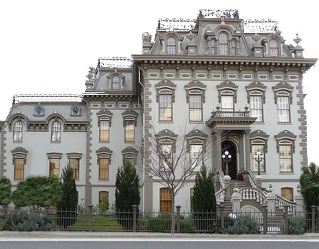 Leland stanford mansion sacramento flickr photo sharing for Leland house