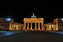 Berlin - Brandenburger Tor 01