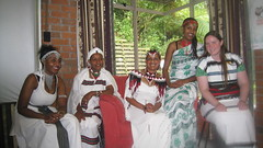 Oromia: Ethiopian coffee ceremony at Cummings Park Library