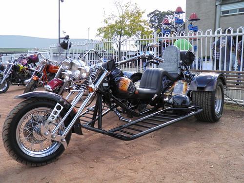 Ned Kelly Trike