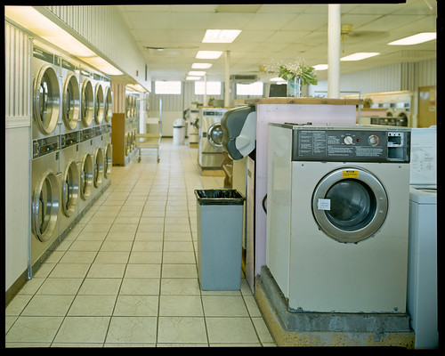 Laundromat in Findlay, Ohio