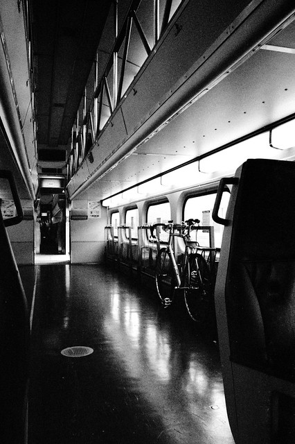 Alone on the Train