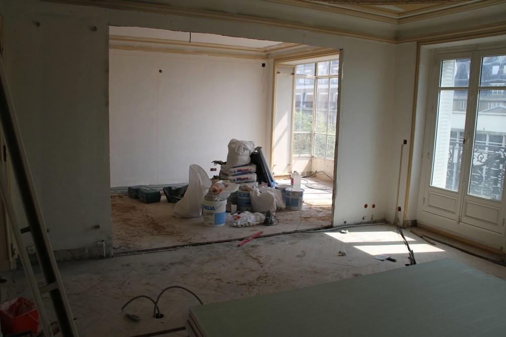 travaux jour 13 my paris flat mon appartement parisien. Black Bedroom Furniture Sets. Home Design Ideas