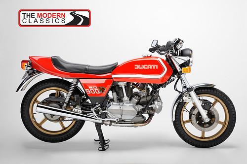 1978 Ducati 900SD Darmah