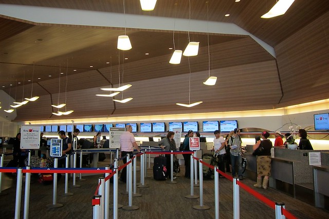The American Airlines Check-In Counter | Flickr - Photo ... American Airlines Check In