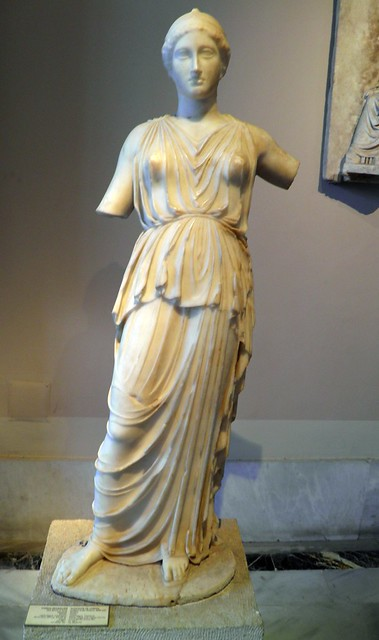 Statuette of Athena, Istanbul Archaeology Museum