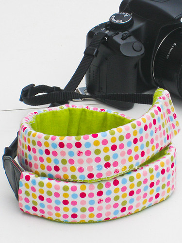 My Camera Strap Cover (Diy)