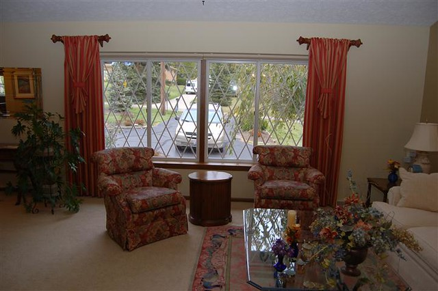 Window Curtain Ideas And Curtains VS Drapes