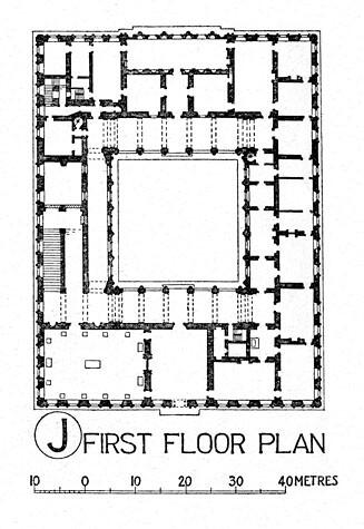 Palazzo Farnese Plan Flickr Photo Sharing